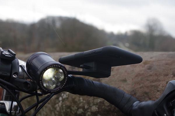 phone mount bike bicycle cycle