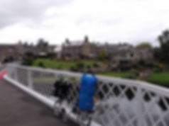Brompton on Wark Bridge