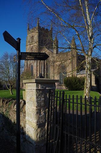 Leominster Minster Church Herefordshire