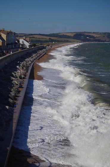 Torcross Beach, Devon