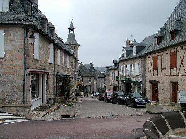 Meymac Correze France