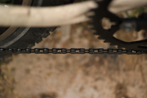 bicycle cycle bike chain ring chain