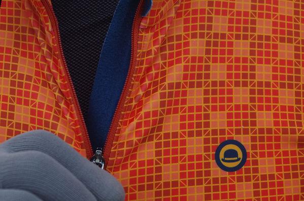 zip jersey jacket shirt cycling bicycle gear clothing