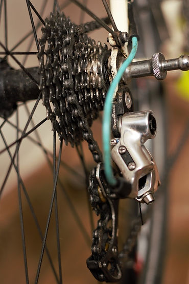 cassette lube oil chain bicycle bike