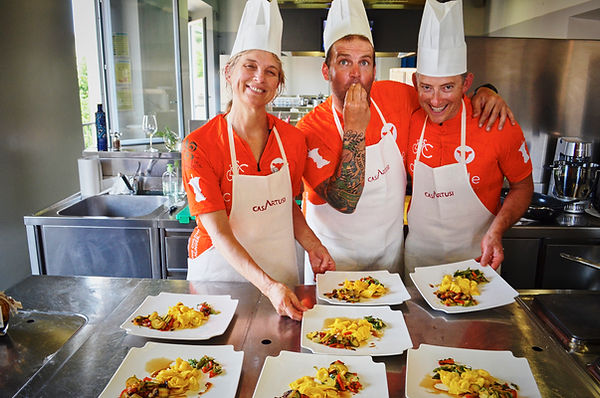 Chef Bike cycling Tour Italy