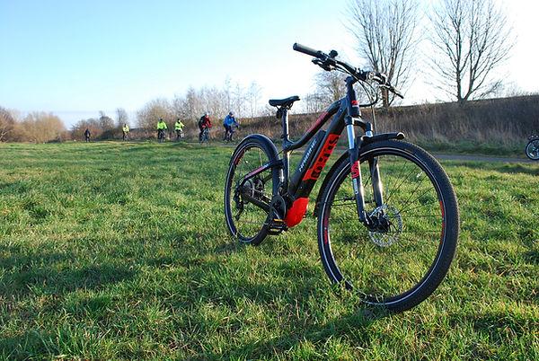 Haibike Sduro hardnine 2.5 street mountain trail e.bike review test