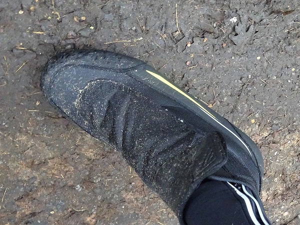 cycling bike foot wear shoe boot bootie