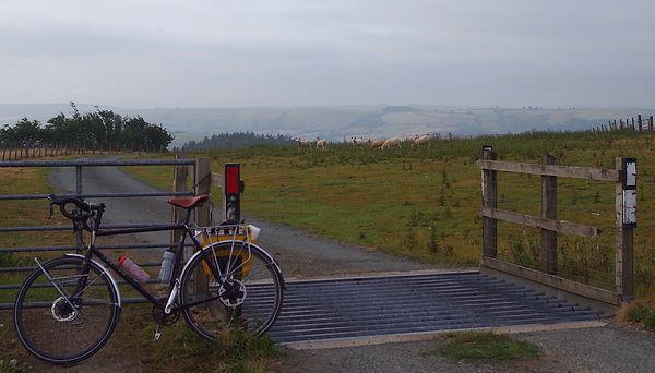Tarmac on the Kerry Ridgeway