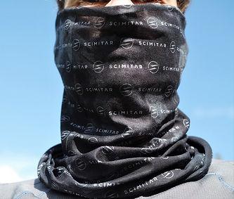 cycling gear not buff neck head scarf warmer