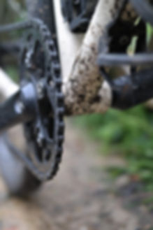 bike chain ring cycle bicycle