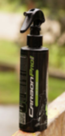 Carbon Pro Dri shine cycle cleaner