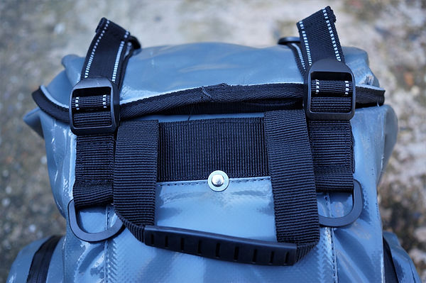 carradice carradry sqr bag seat pack test review cycling bike ride tour