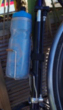 VEL Airflow pump mini track pump test rview bicycle cycle