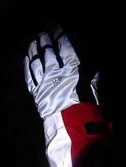 glove reflect Proviz 360 winter cycling waterproof