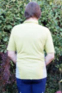 Polaris Traverse Ride Mens cycling jersey back
