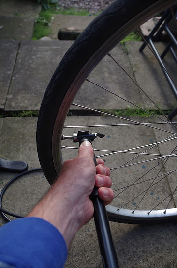 pump bicycle cycle bike