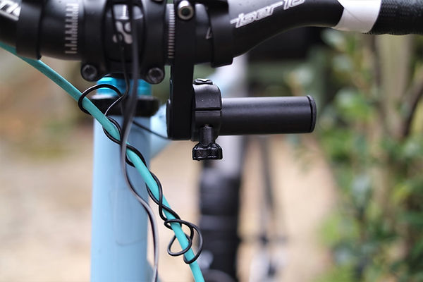 GENETIC NEURON accessory bar handlebar mount extender cycling bike components