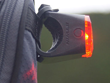 BTWIN Vi00 rechargable rear light