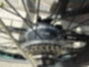 Hub wheel E Bike motor electric