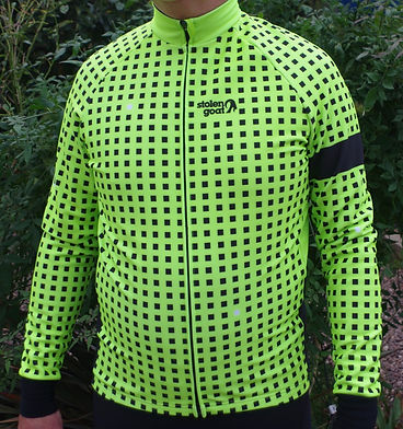 Stolen goat Grid Climb conquer winter jacket test review