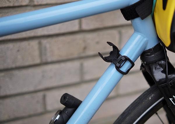 bicycle cycle light mount bracket