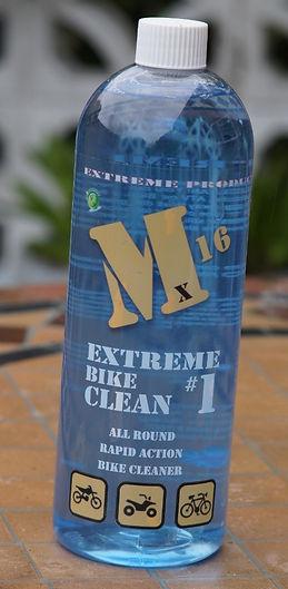 M16 podium stage extreme bike clean #1