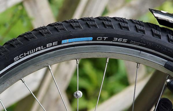 Achwalbe Marathon GT365 bike bicycle tyre