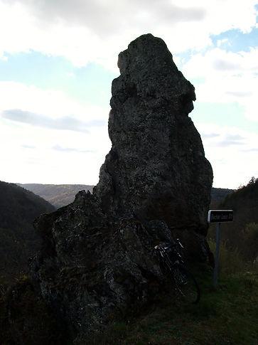 Dordogne Correze France Rocher Roche Louis XV1