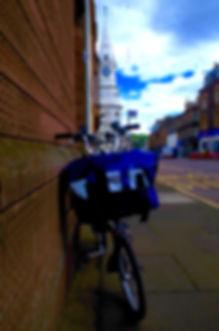 UPSO Ferrybridge Folder Brompton Bicycle Bag in Campbeltown