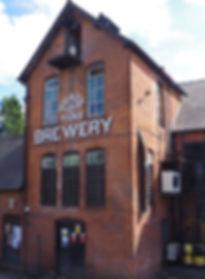 Three Tuns Brewery Pub Inn Bishop's Castle Shropshirte
