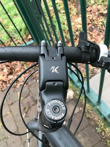 suspension stem, kineky cycle bicycle bike