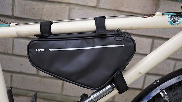 bag frame pack cycle bike cycling bikepacking