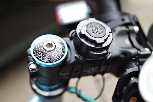 zefal console mount stem bike cycle phone GPS case