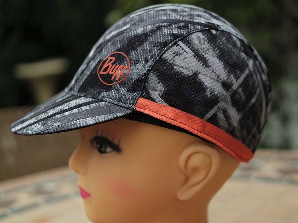 buff cap cycling bicycle bike headwear visor peak