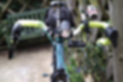 Genetic neuron bar handlebar accesory cyling bike extender
