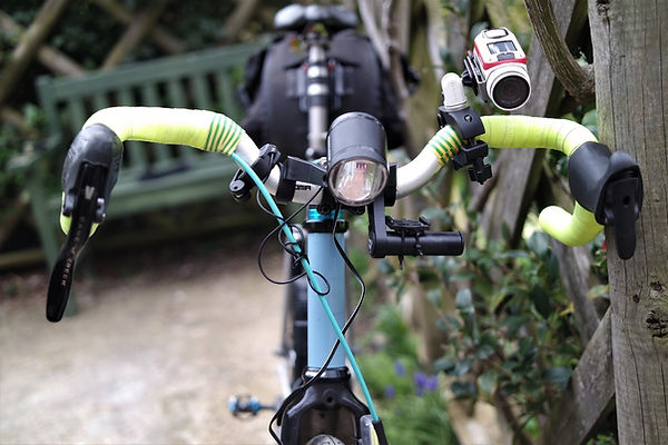 Genetic neuron bar handlebar accesory cyling bike extender