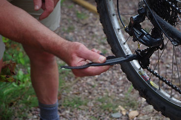 Oxford Drivetrain claning tool