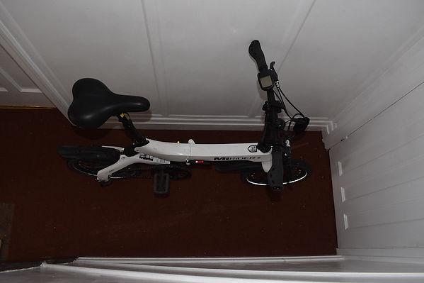ebike folder cycling bike store hall