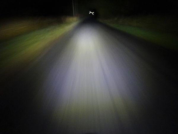 beam bike bicycle bikepacker light K Lite road gravel MTB