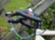 Lizard SkinsDSP bar hadlebar tape wrap in situ test review