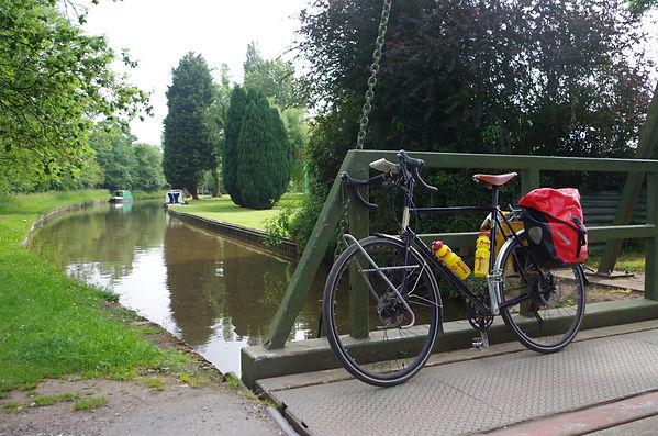 Llangollen, shropshire, union, Canal, Cycleway, NCR455