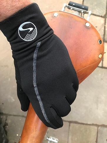 cycling bicycle cyclist gear liner glove mit under