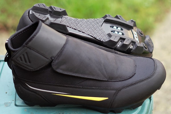 cycling cyclist boot bootie waterproof shoe cover MTB road