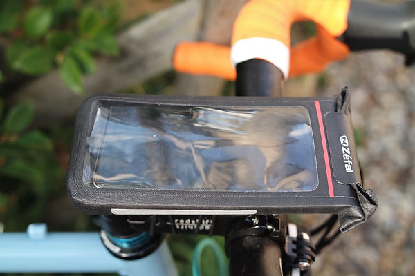 console bar mount cycle bike zefal