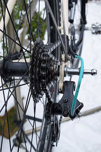 SKS Lube Your Chain tesed