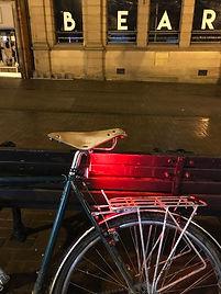 rear bike bicycle light BEAR