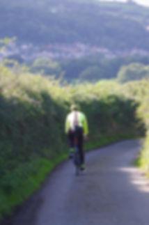 Lane NCR5 North Wales