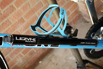 Lezyne Road Drive Mini Pump Bicycle Tacx bottle holder