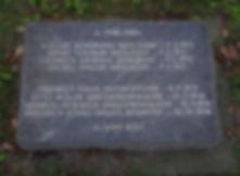 Grave stone Langemark German Cemetery