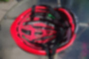 cycling bicycle bike helmet headkali padds armourgel